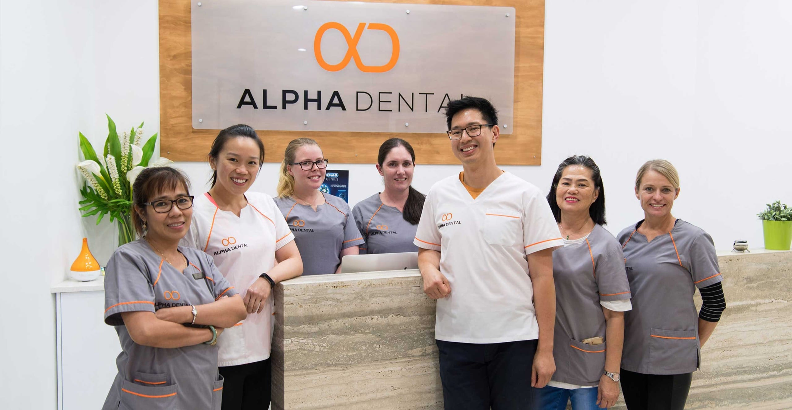 Alpha Dental Team