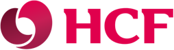 HCF health fund logo